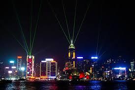 Honk Kong Victoria Harbour