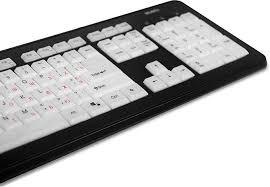 Клавиатура <b>Sven</b> KB-C7300EL <b>Black/White</b> купить, цена ...