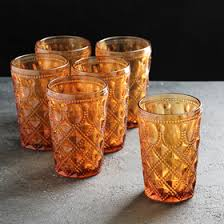 <b>Набор стаканов</b> «Варьете», 465 мл, <b>8</b>,5×14 см, 6 шт, цвет ...