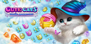 <b>Cute Cats</b>: Magic Adventure - Apps on Google Play