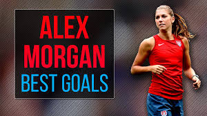 alex morgan best goals in career p hd