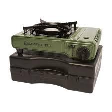 Campmaster <b>Portable Gas Stove</b>   Kmart