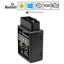 <b>ELM327 Bluetooth OBD2 OBDII Car</b> Diagnostic Scanner Code ...