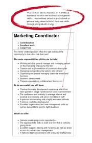 how to write an objective for a resume examples shopgrat resume examples of objectives marketing ideas for marketing coordinator how to write