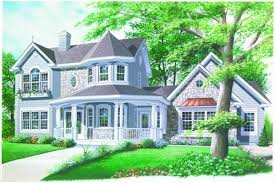 Victorian House Plans   The Plan CollectionVictorian House Plans