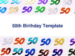 th birthday ideas th birthday invitation templates word 50th birthday template by nyut545e2