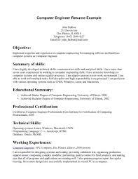 computer engineer resume com computer engineer resume to get ideas how to make astonishing resume 8
