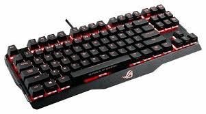 <b>Игровая клавиатура ASUS ROG</b> Claymore Core (Cherry MX Black ...