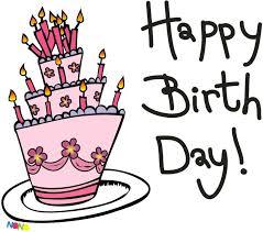 Bon anniversaire !!