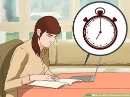 how to write a business profile 10 steps pictures image titled write a business profile step 7