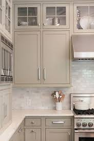 coloured kitchen tiles pinterest backsplash tile love the small marble backsplash subway tile in brick pattern neutral