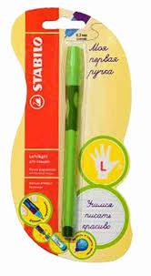 <b>Ручка Stabilo шариковая Left</b> Right д/левшей в бл - купить с ...