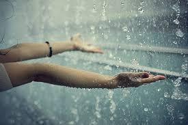 نتیجه تصویری برای متن زیبای باران