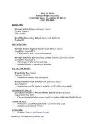 high school student resume template  sample  best resume college      sample college student resumes templates