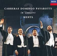 <b>Carreras Domingo Pavarotti</b> in Concert: Amazon.co.uk: Music