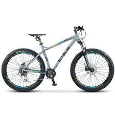 <b>Велосипед Stels Adrenalin D</b> 27.5' V010 Серый (LU092620), 20 ...