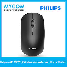<b>Philips M315</b> SPK7315 <b>Wireless</b> Mouse Gaming Mouse