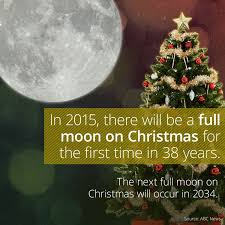 A Full Moon On Christmas! - Smart Meme - Curiosity via Relatably.com