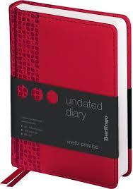 <b>Ежедневник</b> Berlingo Vivella Prestige недатированный, <b>A6</b>, 160 ...