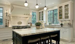 countertops granite marble:  images about kitchen marble island with dark perimeter countertops on pinterest soapstone islands and window blinds