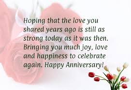 Wedding anniversary wishes for parents pictures ~ Toptenpack.com via Relatably.com