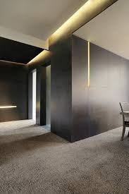 mauro lipparini royal garden shanghai concealed suspended ceiling lighting and frosted light strips ceiling lighting design
