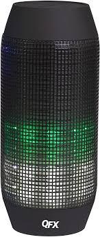 QFX BT-300 Sound Burst Pro Bluetooth Speaker ... - Amazon.com