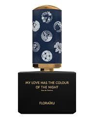 <b>Floraiku My Love Has</b> The Color Of The Night Eau de Parfum ...