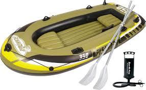"""<b>Лодка надувная Jilong</b> """"<b>Fishman</b> 350 Set"""", с веслами и насосом ..."""