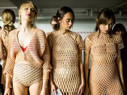 Mushrooms and 3D printing: green fashion is here - The Day