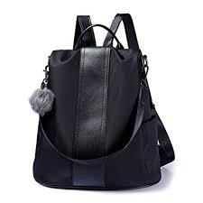 PINCNEL <b>Women Backpack</b> Purse Nylon Waterproof <b>Rucksack</b> Anti ...