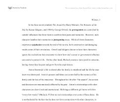 Response Essay   Response Essay      In George Orwell     s     Holy Names Angel Garden of Love yale som essays      impala