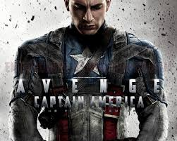 Free Download Captain America: The First Avenger Poster - www.caratrikblog.blogspot.com
