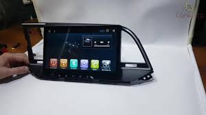 Штатная <b>магнитола Hyundai Elantra</b> 2016+ Android - YouTube
