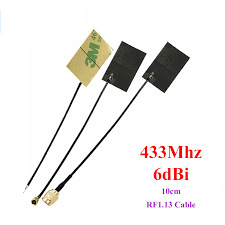 <b>AN1603</b>-<b>433MHz 433MHz Ceramic</b> Antenna Omni-directional ...
