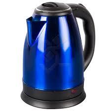 <b>Чайник электрический Sonnen KT</b>-118B синий, 1.8л, купить, цена ...