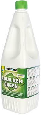 <b>Жидкость для биотуалета Thetford</b> Aqua Kem Green 1,5 л - цена ...