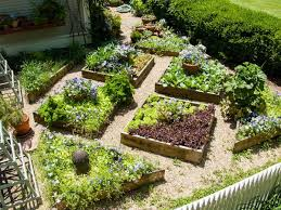 excellent small raised flower bed bedroommagnificent lush landscaping ideas
