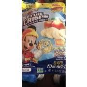 <b>Disney Fruit Crisps</b>, Freeze Dried Real Sliced Fruit: Calories ...