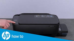 Принтеры <b>HP</b> DeskJet GT 5810, 5820 - Замена <b>печатающих головок</b>