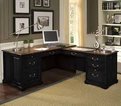 computer home office desk large size of desk contemporary l shaped black wooden best home office awesome home office desks