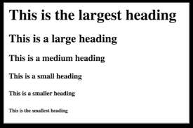 Image result for headings
