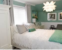 feminine bedroom furniture bed: very pretty modern feminine bedroom love the wall color and gray white