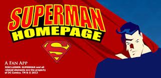<b>Superman</b> Homepage - Apps on Google Play