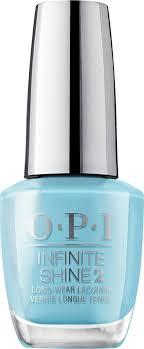 OPI <b>Infinite</b> Shine <b>Лак для ногтей</b> To <b>Infinity</b> & Blue-yond, 15 мл ...
