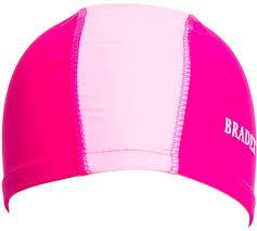 Купить <b>Шапочка для</b> плавания <b>Bradex</b> SF 0361 полиамид розовый ...