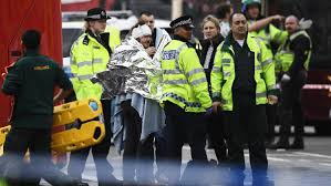witnesses describe london terror attack the northern daily leader scenes from central london in the wake of a terror attack near the houses of parliament