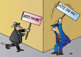 Image result for ELECTION CARTOON