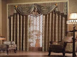 curtain living room window ideas classic