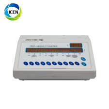IN-B132-1 CE ISO Approved <b>Portable Digital</b> Veterinary Auto <b>Blood</b> ...